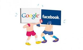 Guerra Fría: Facebook vs Google