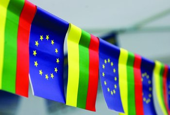 La Comisión Europea recomendó que  Lituania  pase a formar parte de la Zona Euro.