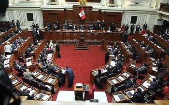 Congreso aprobó en primera votación reducción del Impuesto a la Renta