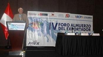 Adex estimó que en el 2015 la economía peruana superará lo obtenido en el 2014.