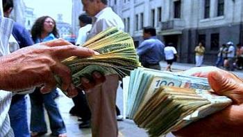 Incentivos Internacionales proyectan el valor del dólar en S/.3.15 a finales de Marzo