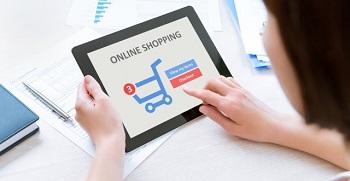 El uso de las tarjetas de crédito para transacciones de compra online casi se duplico en dos años