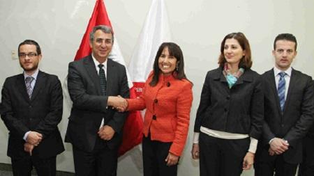 Las negociaciones del TLC entre Perú y Turquía: A paso seguro