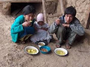 Pobreza se reduce: 298 mil peruanos dejaron esta condición en el 2014 según reporte del Instituto Nacional de Estadísticas e Informáticas (INEI)