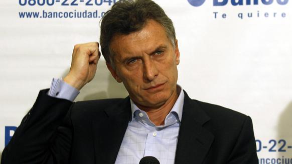 Macri y el gran reto de la economía argentina