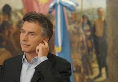Mauricio Macri y los problemas económicos de Argentina