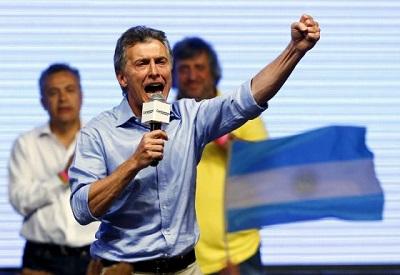 Argentina bajo los cambios de Mauricio Macri