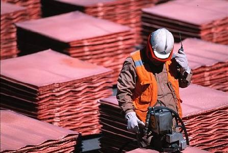 No habrá recorte de producción de cobre en el Perú