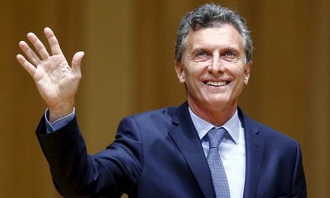 """""""Argentina apunta a ser la principal despensa mundial"""", afirma el Presidente Mauricio Macri."""