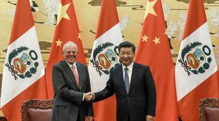 Kuczynski se reunió con Xi Jinping para concertar proyectos comerciales e industriales