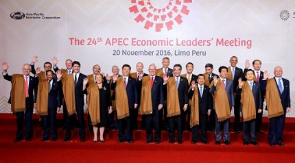 APEC 2016: Acuerdos Concretados