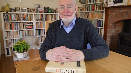 Economista Tony Atkinson falleció