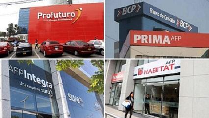 Rentabilidad de AFPs se reducen por caída de acciones de Graña y Montero