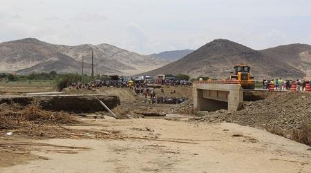 El Perú en emergencia