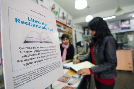 """Indecopi: """"El Libro de Reclamaciones se ha fortalecido"""""""