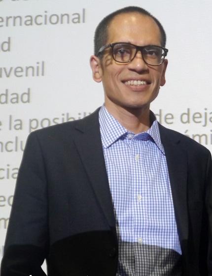 """Orihuela: """"Cada marco normativo va generando instituciones, pero nunca las dirige a un solo camino"""""""