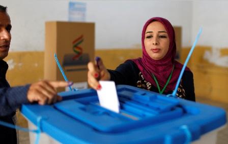 Incertidumbre por referéndums en Irak y España