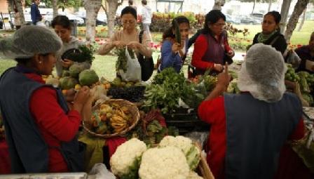Mejor alimentación en hogares de Lima