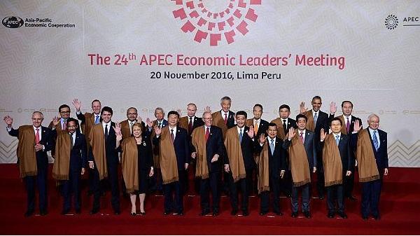 Retos y dificultades de la globalización y libre comercio marcan inicio del APEC