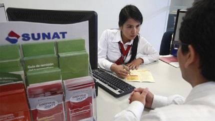 Sunat evaluará proyecto de reducción de pago de impuestos a personas que soliciten boletas de pago