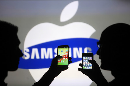 Samsung plagió a Apple: Multa a favor de la compañía de la manzana por US$539 millones de dólares