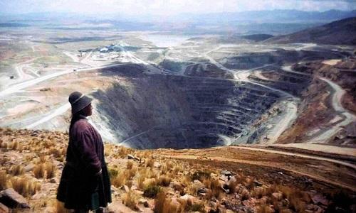 Dependencia minera para el crecimiento de los próximos años