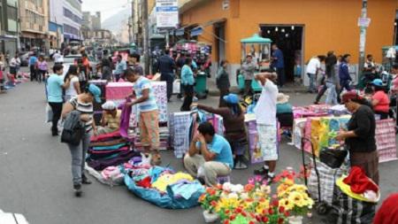 Informalidad en el Perú: actualmente existen 11, 9 millones de trabajadores informales