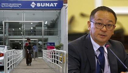 Sunat: Victor Shiguiyama renunció a la jefatura de la institución