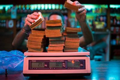 FMI: Inflación venezolana para el año  2019 superaría 10 veces el valor alcanzado este año
