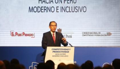 Inversión pública del 2018 fue la más alta de la historia del Perú