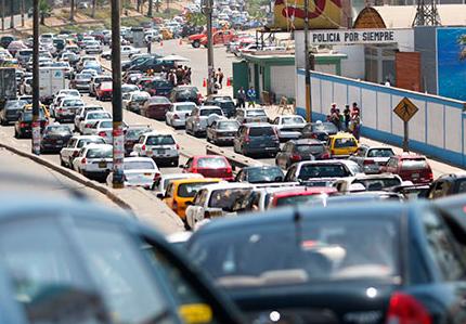 Empieza la lucha contra el caos: La Autoridad del Transporte Urbano inicia actividades