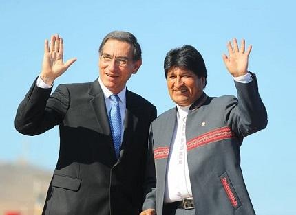 Quinto Gabinete Binacional centrado en impulsar comercio e integración entre Perú y Bolivia