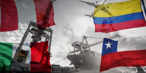 Alianza del Pacífico: Perú registró la mayor caída del PBI durante el primer trimestre