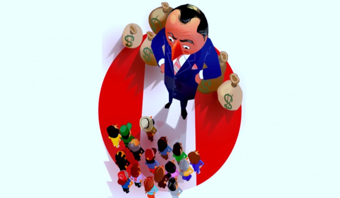 La agudizada desigualdad producto de la pandemia y el Impuesto a la Riqueza a las grandes fortunas de las personas naturales
