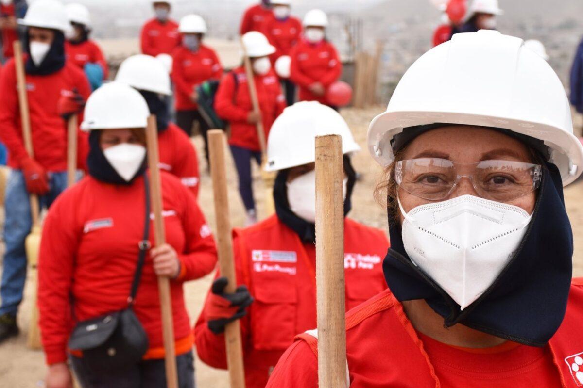 El éxito de Trabaja Perú