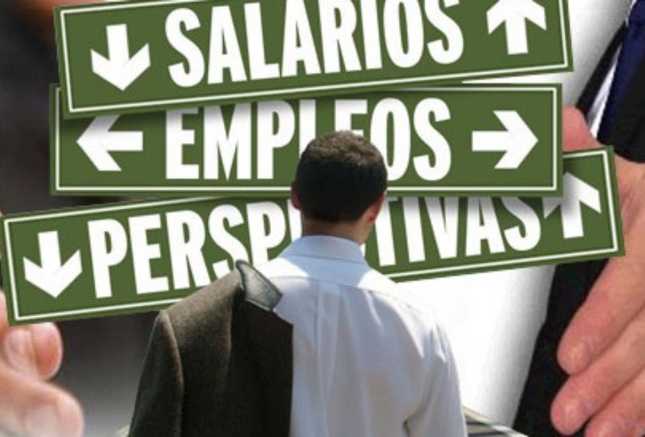 Empresas peruanas reducirían contratación de personal en el segundo trimestre
